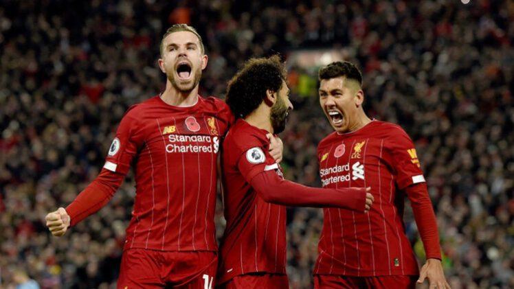 คลิปไฮไลท์พรีเมียร์ลีก ลิเวอร์พูล 3-1 แมนซิตี้ Liverpool 3-1 Manchester City