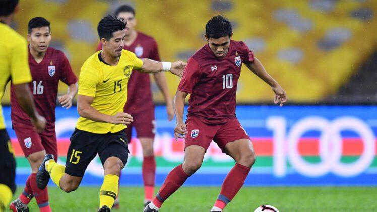 คลิปไฮไลท์ฟุตบอลโลก 2022 รอบคัดเลือก มาเลเซีย 2-1 ทีมชาติไทย Malaysia 2-1 Thailand