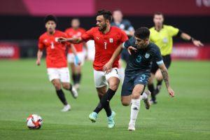 ไฮไลท์ อียิปต์ พบ อาร์เจนติน่า ฟุตบอลโอลิมปิก 2020