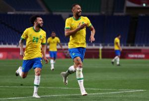 ไฮไลท์ บราซิล พบ อียิปต์ ฟุตบอลโอลิมปิก 2020 รอบก่อนรองชนะเลิศ
