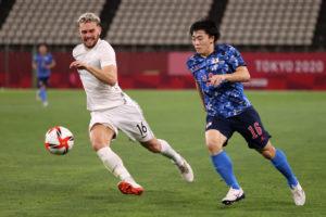 ไฮไลท์ ญี่ปุ่น พบ นิวซีแลนด์ ฟุตบอลโอลิมปิก 2020 รอบก่อนรองชนะเลิศ
