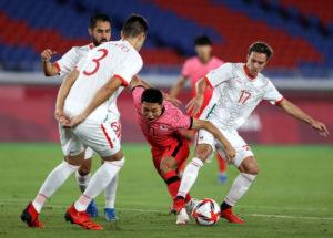 ไฮไลท์ เกาหลีใต้ พบ เม็กซิโก ฟุตบอลโอลิมปิก 2020 รอบก่อนรองชนะเลิศ